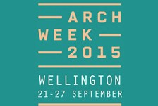 Wellington Architecture Week 21-27 September