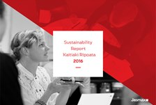 2016 GRI Sustainability Report