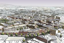 Christchurch Central City South Masterplan