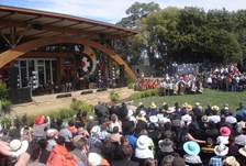 Tuhoe Building Opens