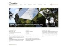 Brick Bay Folly - Architectural Award 2015